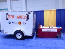 STEM-on-Wheels unveiled at FMMS